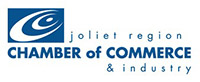 logo for joliet region chamber of commerce and industry